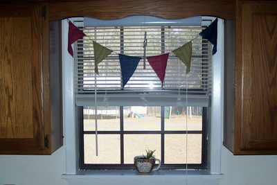 Kitchen Pennant Banner