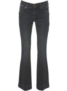 Topshop Skinny Flair Jeans