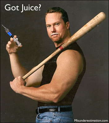 McGwire, Steroids, And My (Almost) Broken Heart